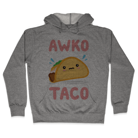 Awko Taco Hooded Sweatshirt