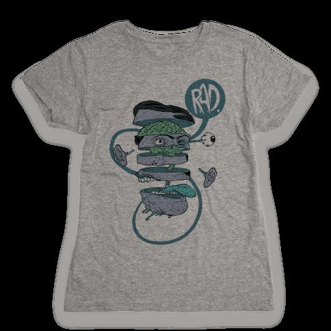 Rad Womens T-Shirt