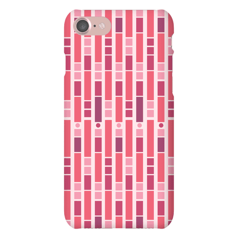 Square Pattern Case Phone Case