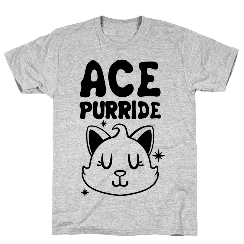 Ace Purride Mens T-Shirt