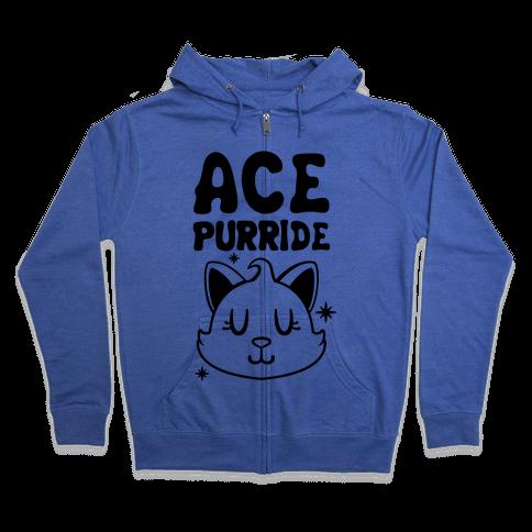 Ace Purride Zip Hoodie