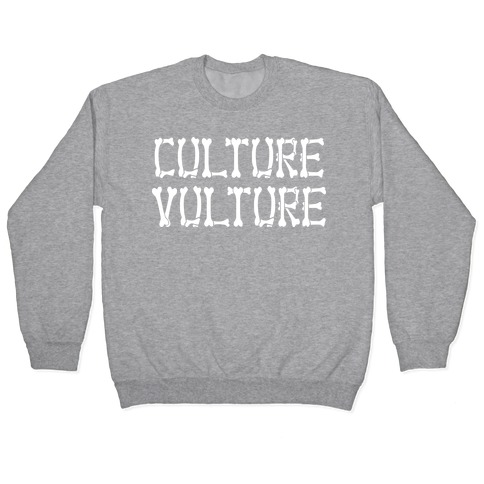 Culture Vulture Pullover