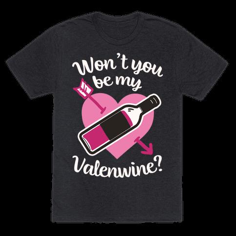 Won't You Be My Valenewine?