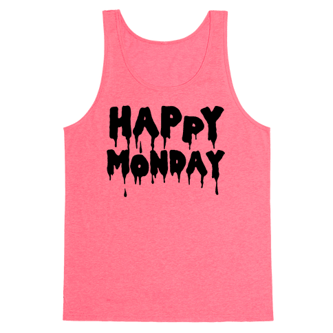 Happy Monday Tank Top