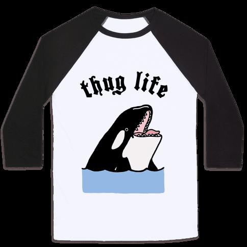 Thug Life Killer Whale