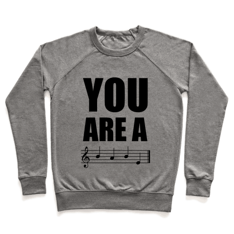 You Are A BABE Pullover