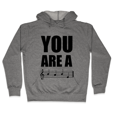 You Are A BABE Hooded Sweatshirt