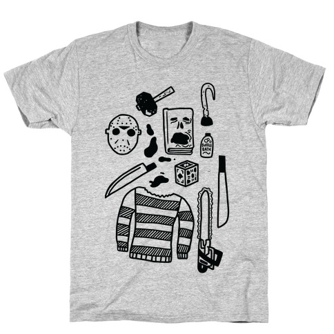 Slasher Slumber Party Kit T-Shirt