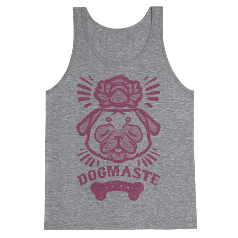 Dogmaste Tank Top