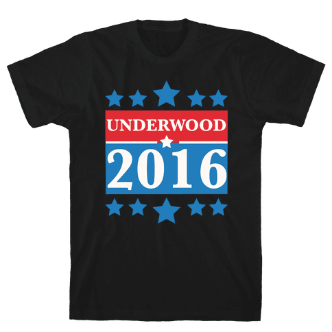 Underwood For President 2016
