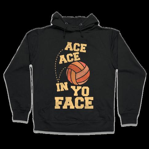 Ace Ace Hooded Sweatshirt