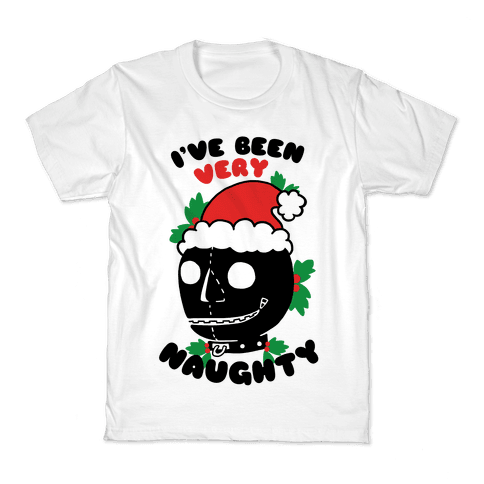 I've Been Very Naughty Kids T-Shirt