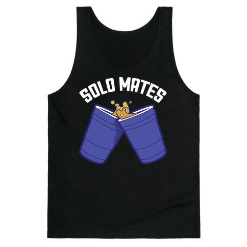 Solo Mates Dark (Blue) Tank Top