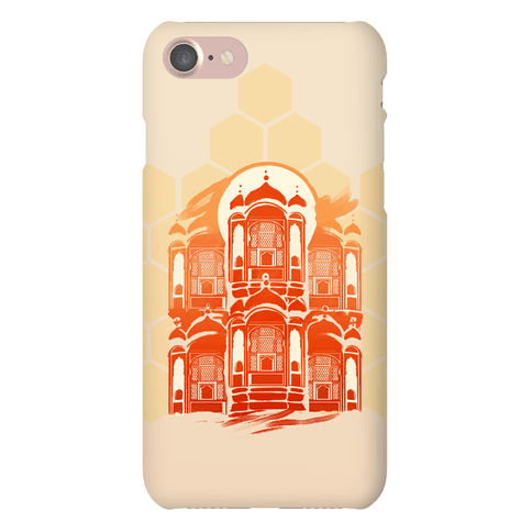 Hawa Mahal Palace Of The Winds Phone Case