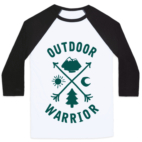 Outdoor Warrior Baseball Tee