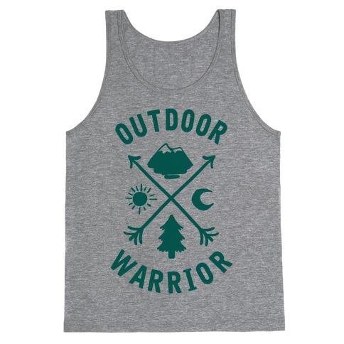 Outdoor Warrior Tank Top
