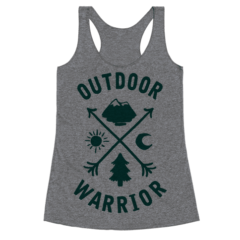 Outdoor Warrior Racerback Tank Top