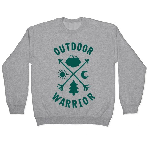 Outdoor Warrior Pullover