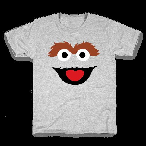 The Garbage Puppet Kids T-Shirt