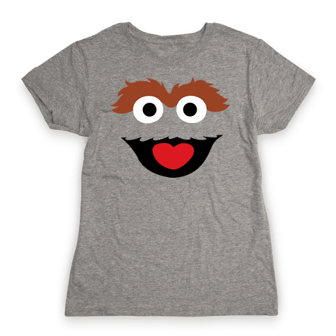 The Garbage Puppet Womens T-Shirt
