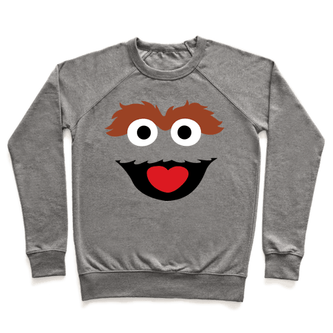 The Garbage Puppet Pullover