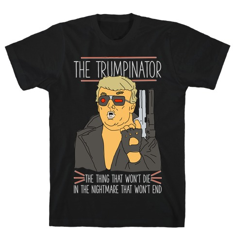 The Trumpinator Mens T-Shirt