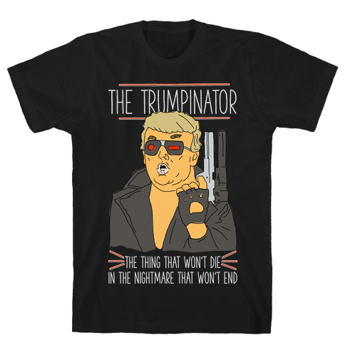 The Trumpinator Mens T-Shirt