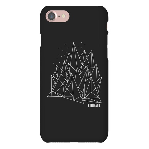 Colorado Mountains Phone Case