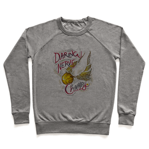Hogwarts Golden Snitch Pullover