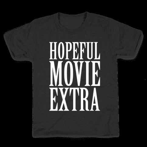 Hopeful Movie Extra Kids T-Shirt