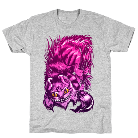 Cheshire Cat Mens T-Shirt