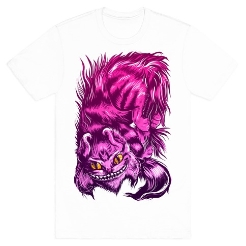 Cheshire Cat Mens T-Shirt