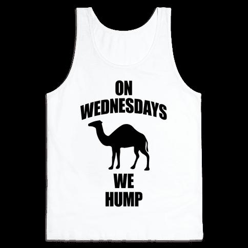 On Wednesdays We Hump