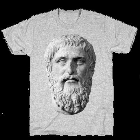 Plato Mens T-Shirt