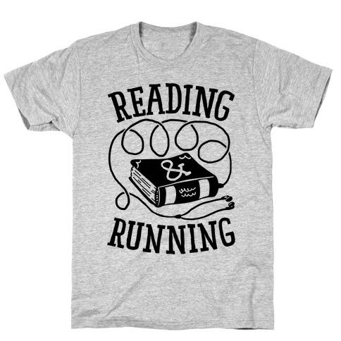 Reading & Running T-Shirt