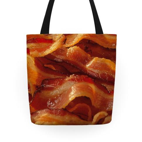 Bacon Tote Tote