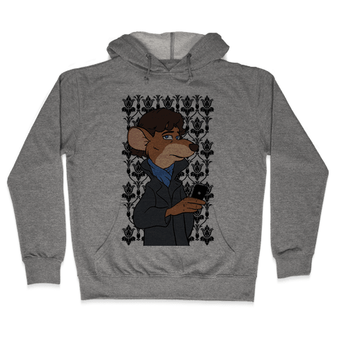 Sherlock of Baker Street Hooded Sweatshirt