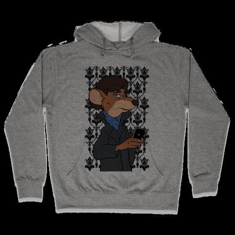 Sherlock of Baker Street Hooded Sweatshirt