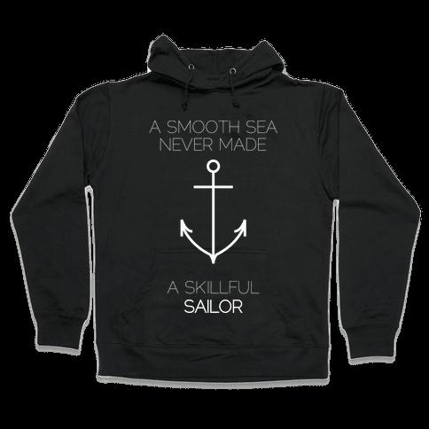 Smooth Sea (junior) Hooded Sweatshirt