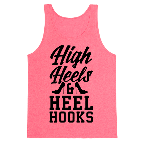 High Heels & Heel Hooks Tank Top