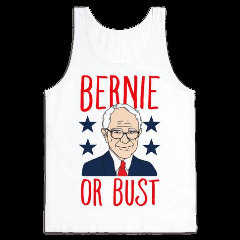 Bernie or Bust Tank Top