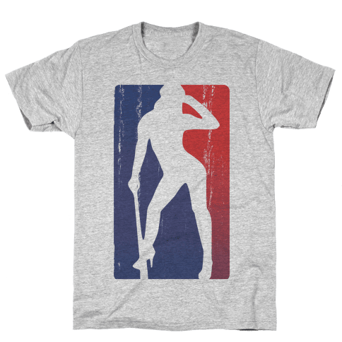Cleat Chaser (Vintage Tank) Mens T-Shirt