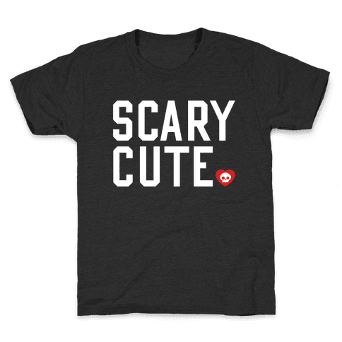 Scary Cute Kids T-Shirt