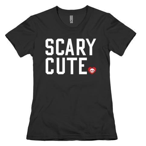 Scary Cute Womens T-Shirt