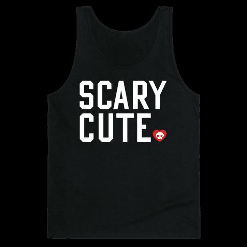 Scary Cute Tank Top