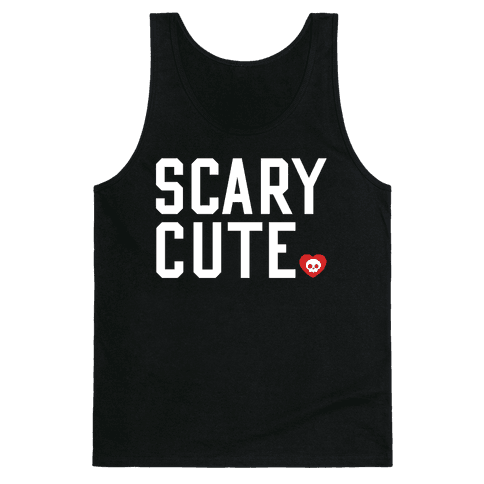 Scary Cute Tank Top