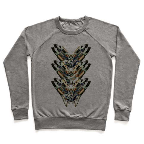 Spacelab Collage Pullover