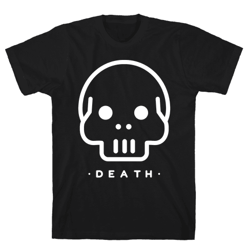 Death Tarot Mens T-Shirt