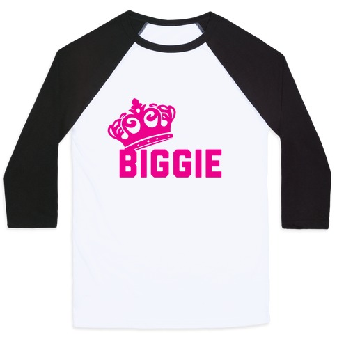 Biggie Baseball Tee