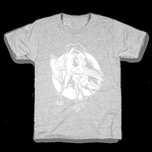 Harpy Monster Girls Kids T-Shirt